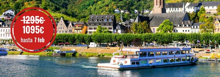 Semana Santa: Crucero Fluvial por las Capitales del Danubio