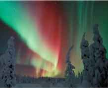 Marzo: Aurore Boreali Trekking in Finlandia