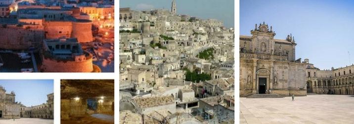 Pasqua tre Lecce e Matera