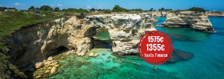 Agosto: Puglia, el secreto mejor guardado de Italia