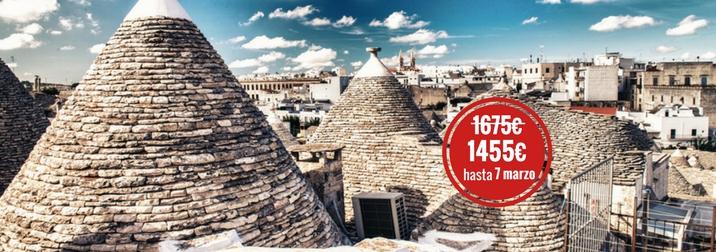Septiembre: La Puglia, el secreto mejor guardado de Italia