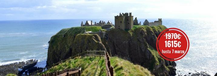 Julio: Maravillas de Escocia
