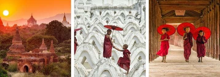 Agosto en Myanmar, la esencia del budismo I