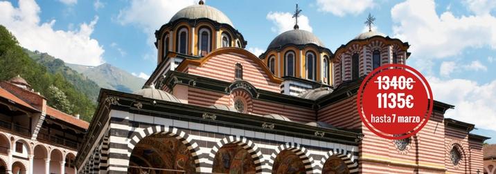 Agosto en Bulgaria I