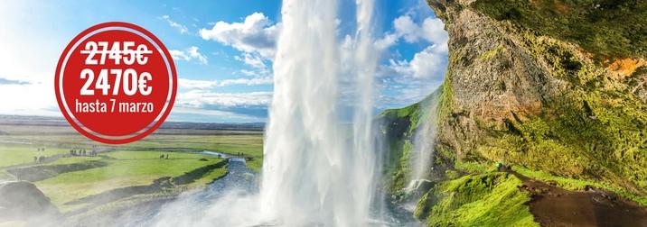 Agosto en Islandia