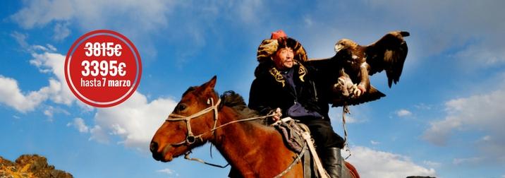 Julio en Mongolia: Festival Naadam y Desierto del Gobi