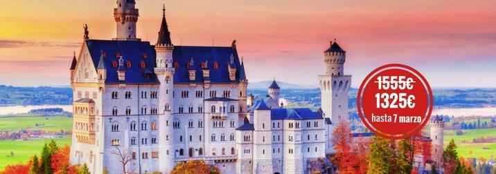 Agosto: Baviera y Selva negra