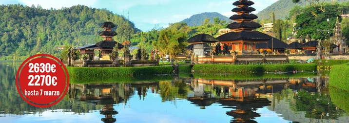 Agosto: Indonesia - Bali