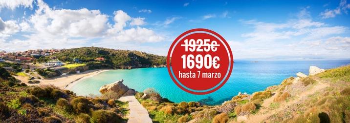 Agosto en Cerdeña, el paraíso del Mediterráneo