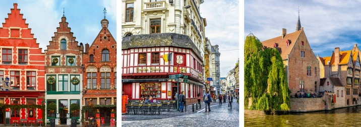 Semana Santa en Bruselas y Brujas: entre chocolate y cervezas