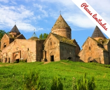 Semana Santa en Armenia: en busca del Arca de Noé