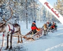 Semana Santa en Laponia. En busca de la Aurora Boreal