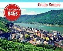 Semana Santa: Crucero Fluvial por las Capitales del Danubio. Especial Seniors