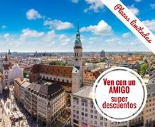 Semana Santa en Munich y Salzburgo. Cultura, amigos y cerveza