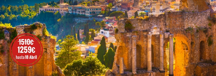 Agosto: Sicilia, el regalo del Etna