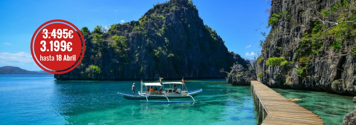 Agosto en Filipinas: 7000 Islas, 7000 sonrisas