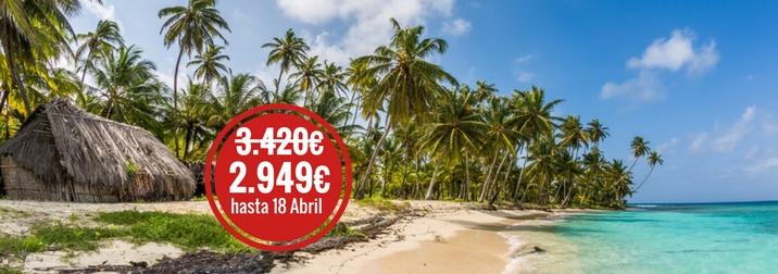 Julio en Panamá: Tribus, selva, playas y fauna