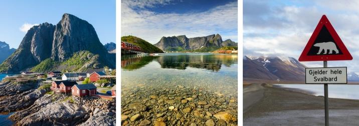 Islas Lofoten & Svalbard:Noruega en su estado más puro