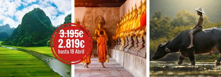 Agosto en Vietnam (Sapa) y Camboya