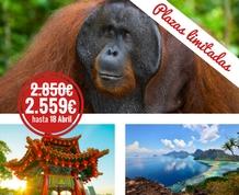 Malasia & Isla del Borneo