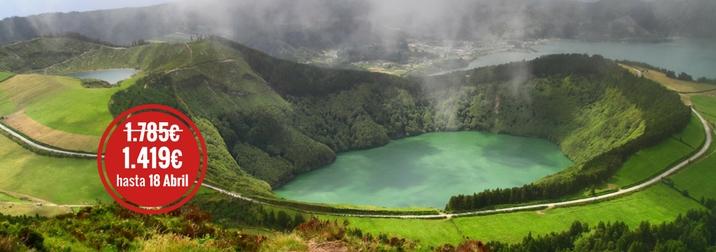 Agosto: Sao Miguel. Aventura en la isla secreta II