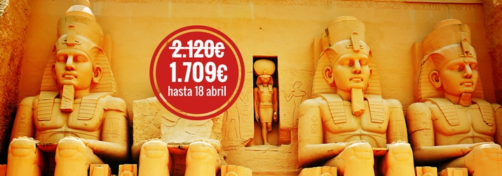 Septiembre en Egipto, cuna de grandes civilizaciones