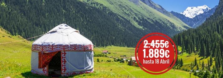 Agosto: Ruta de la seda. Kirguistán II