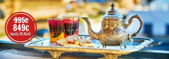 Marrakech: deja que la aventura te encuentre