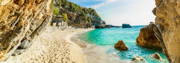 Blue Islands: La Sensual isla de Corfú. Grupo jóvenes hasta 45 años