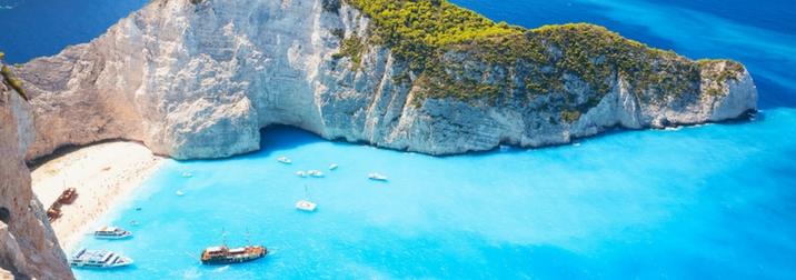 Blue Islands: Descubre la Isla Griega de Zante. El agua más azul