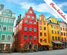 Puente de Mayo: Estocolmo en grupo al ritmo de ABBA.