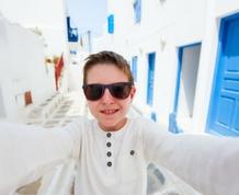 Julio: Crucero por las Islas Griegas con niños y adolescentes I