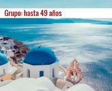 Agosto: Crucero por las Islas Griegas. Especial noche en Mykonos. Grupo recomendado hasta 49 años
