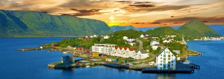 Espectacular Crucero por los Fiordos Noruegos en el COSTA FAVOLOSA