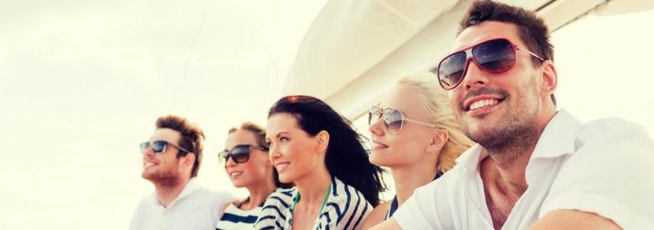 Agosto: Crucero Mediterráneo jóvenes hasta 49 años. Diversión asegurada.