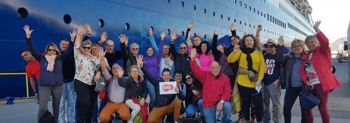 Julio: Crucero por los Fiordos