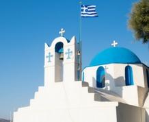 Septiembre: Crucero por las Islas Griegas