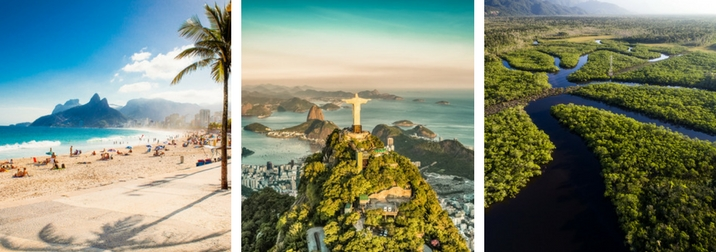 Agosto en Brasil ¡Samba, naturaleza y alegria de vivir!