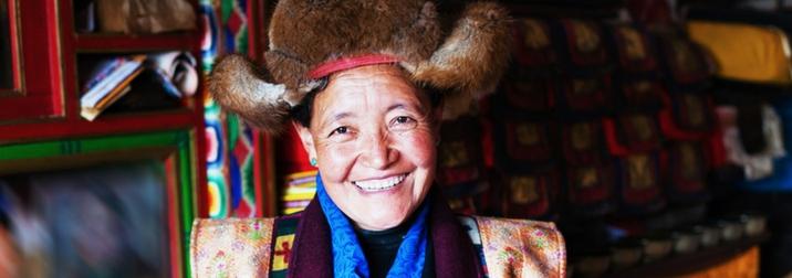 Agosto en Tíbet - Nepal. Viaje al techo del mundo y al campo base del Everest