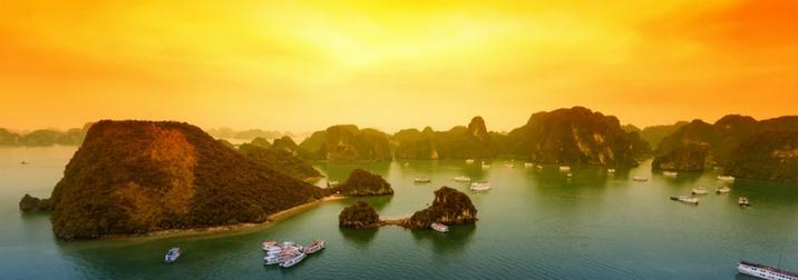 Agosto en Vietnam. De Norte a Sur en un viaje espectacular y cómodo.