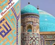 El camino de Samarkanda. Ruta de la Seda