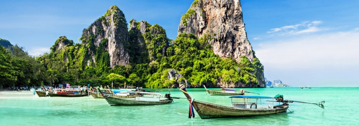 Agosto en Tailandia. Pasaporte a la Felicidad I