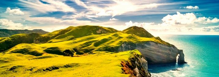 Agosto en Irlanda: la Isla Verde