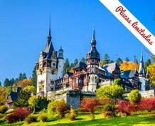 Agosto en Rumanía. Ruta del Conde Drácula. Transilvania y los Cárpatos