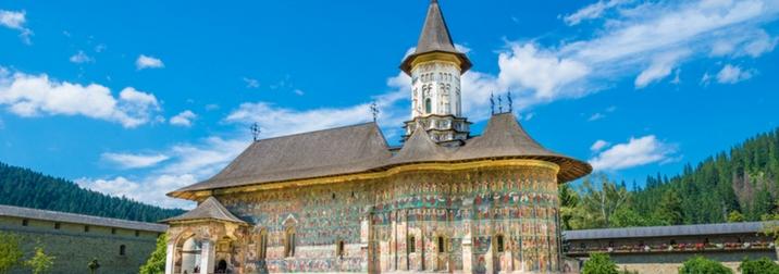 Agosto en Rumanía: Leyendas del Conde Drácula, Transilvania y los Cárpatos