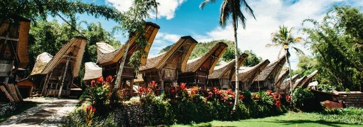 Agosto: Aventura en Transulawesi. Indonesia