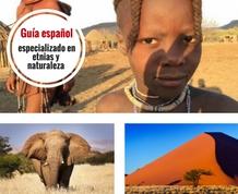 Agosto en Namibia. ÁFRICA en mayúsculas. Impresionante !