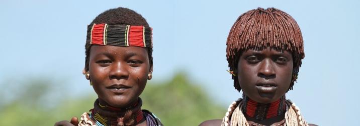Agosto en Etiopia: historia viva, tribus, fauna y paisajes