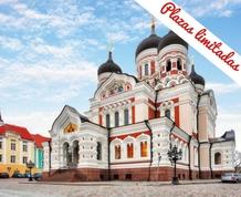 Septiembre: Repúblicas Bálticas: Letonia, Estonia, Lituania