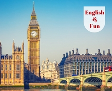 Julio: English & Fun en Londres